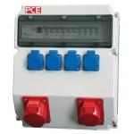 Распределительные устройства из термопластика настенного исполне