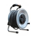 Удлинитель 50м HO5VV-F 3*2,5 термозащита