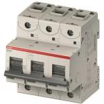 Выключатель автоматический S803C 3п С 100А 6кА