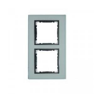 Рамка 2-ая, B.7 (антрацит)