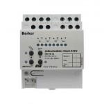 Исполнительное устройство управления жалюзи 6 А, 4-канальное, REG