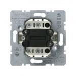 Одноклавишный 2-х полюсный выключатель, 16А
