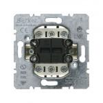 Двухклавишный  выключатель/переключатель