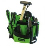"Ременная сумка HAUPA ""Tool belt"", 8 компонентов"