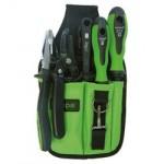 """Инструментальная сумка на пояс """"Pouch"""", 5 компонентов"""