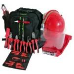 """Рюкзак с инструментами """"Backpack VDE plus"""", 21 компонент"""