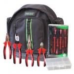 """Рюкзак с инструментами """"Backpack VDE"""", 10 компонентов"""