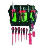 Набор инструментов HAUPA для электрика 1000В, 13 компонентов