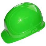 Защитный шлем для электромонтера, зеленый