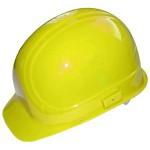 Защитный шлем для электромонтера, желтый
