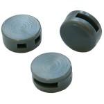 Пластиковые пломбы, диаметр 9, (1000 шт)
