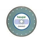Алмазный отрезной диск TBM Turbo, 230 мм