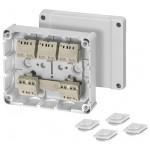 Кабельная ответвительная коробка с клеммами FIXCONNECT® DPC 9225