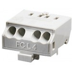 FIXCONNECT® - безвинтовые клеммы FC L 04