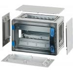 Корпус для модульных автоматических выключателей с боковыми панелями FP 1108