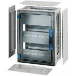 Корпус для модульных автоматических выключателей с боковыми панелями FP 1218