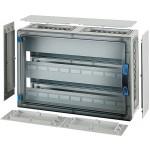 Корпус для модульных автоматических выключателей с боковыми панелями FP 1408