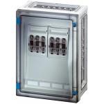 Корпус с выключателем/разъединителем под предохранители NH FP 4212