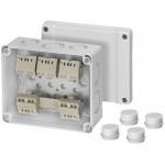 Кабельная ответвительная коробка с клеммами FIXCONNECT® KC 9045