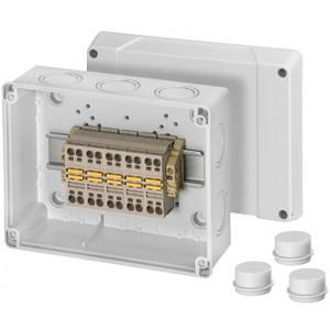 Кабельная ответвительная коробка с клеммами FIXCONNECT® KC 9255