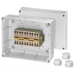 Кабельная ответвительная коробка с клеммами FIXCONNECT® KC 9355