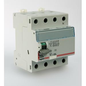 """Выключатель дифференциального тока (УЗО) LR. 4П 25А 300мА. Тип """"АС"""""""