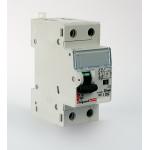 """Авт. выключатель, управляемый дифф. током с защитой от сверхтоков (АВДТ) DX. 1П+Н, 6А, 30мА. Тип """"АС"""""""