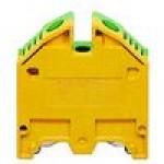 Клемма заземляющая SL 16/35 (желто/зеленый)