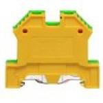 Клемма заземляющая SL 10/35 (желто/зеленый)