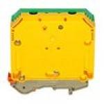 Клемма проходная RK 95/PE (желто/зеленый)