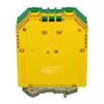 Клемма проходная RK 150/PE (желто/зеленый)