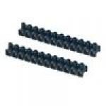 Клемма ответвительная 12pol. 4мм (черный)