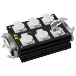 PD-6 Harting Schuko Touring Power Distributor
