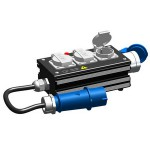 PD-3-16 Schuko Cobra Power Distributor