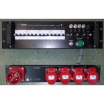PD-4-10-3 CEE Motor Controller Power Distributor