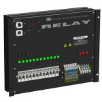 PM-12-16-1 Relay Mount-8U Wago Power Manager