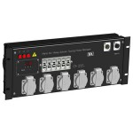 PM-6-16-1 Relay Touring Schuko Power Manager