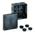 Распределительная коробка Abox-i 060-L/sw