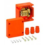 Огнестойкая распределительная коробка WKE 204 RK