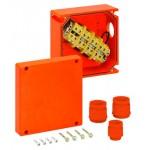 Огнестойкая распределительная коробка WKE 404 RK