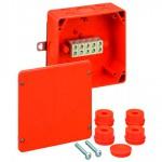 Огнестойкая распределительная коробка  WKE 4 (5х16)
